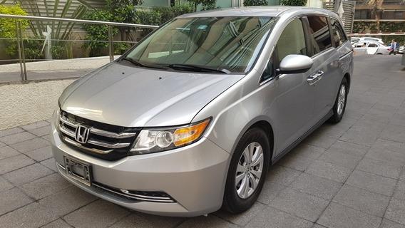 Honda Odyssey 2016 Ex, Seminueva!!! Excelente Oportunidad!!!