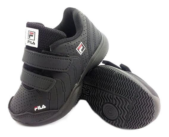 Zapatillas Fila Lugano Baby Tenis Niño 732055 Eezap