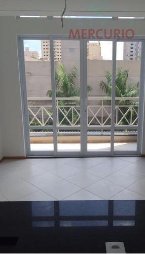 Apartamento Com 1 Dormitório À Venda, 50 M² Por R$ 275.000,00 - Vila Nova Cidade Universitária - Bauru/sp - Ap2007