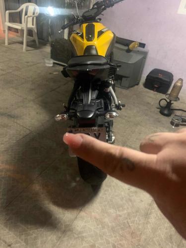 Yamaha Mt O7
