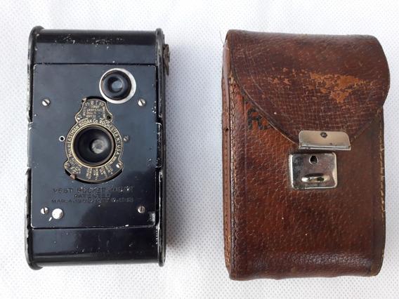 Camara Fotografica Antigua Vest Pocket Kodak