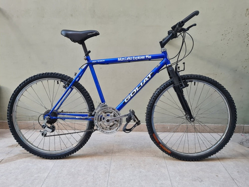 Imagen 1 de 6 de Bicicleta Goliat Montañera