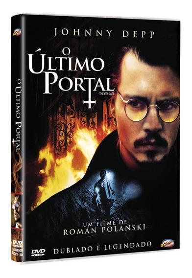 Dvd O Ultimo Portal - Classicline - Bonellihq L19