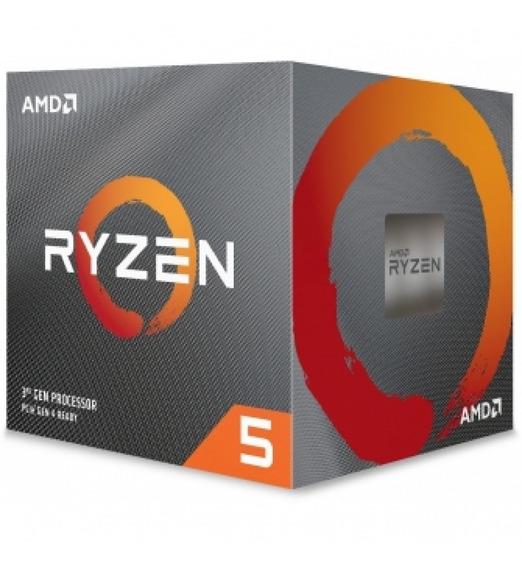 Processador Amd Ryzen 5 3600 3.6ghz Turbo 4.2ghz 6 Cores 12
