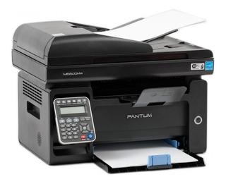 Impresora Laser Multifuncion Pantum M6550 Wifi // Mdq