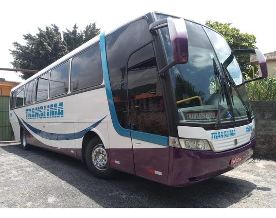 Ônibus Rodoviário Busscar Lo Mercedes Bens O500rs - 2005