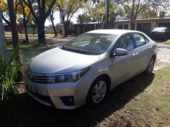 Toyota Corolla 1.8 Xei Mt Pack 140cv 2014