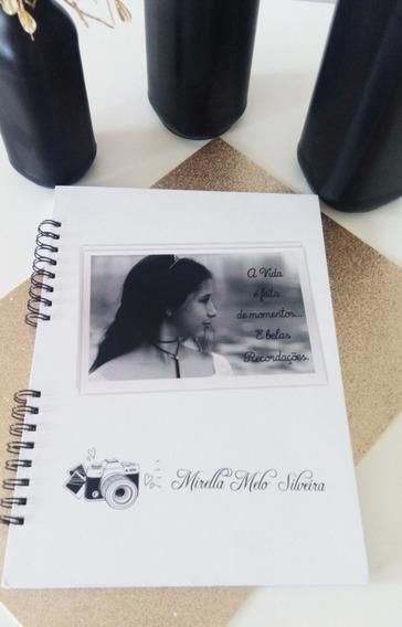 Book De Fotos , Álbum Capa Dura Personalizada Com Fotos