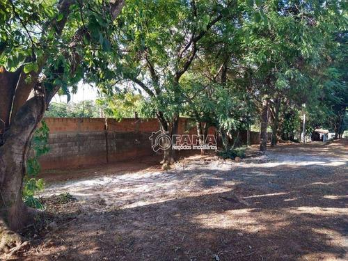 Imagem 1 de 13 de Chácara À Venda, 1200 M² Por R$ 380.000,00 - Cascata - Paulínia/sp - Ch0029