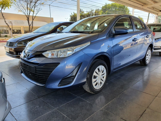 Toyota Yaris Sedan Core Mt 2018