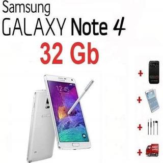 Samsung Galaxy Note 4 32gb 4g 16mp Libre Sellado..!!!