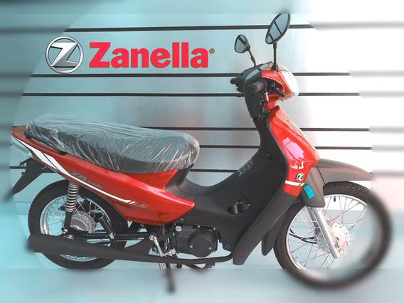 Moto Zanella Zb 110 Le Anticipo $10.000 Y 18 Cuotas $3150