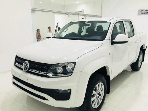 Volkswagen Amarok 2.0 Tdi Comfortline 4x2 Aut C / Fijas 24