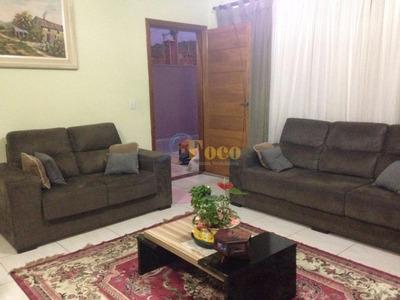 Casa Residencial À Venda, Loteamento Itatiba Park, Itatiba - Sp. - Ca0399