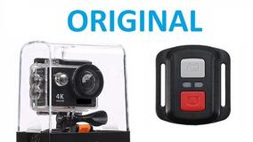 Câmera De Ação Estilo Gopro H9r Fullhd 4k Wifi Com Controle