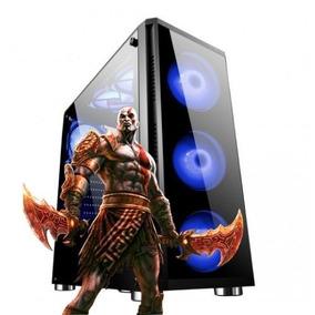 Cpu Gamer Intel / Core I5 / 16gb / 1tb/ Wifi/ Led