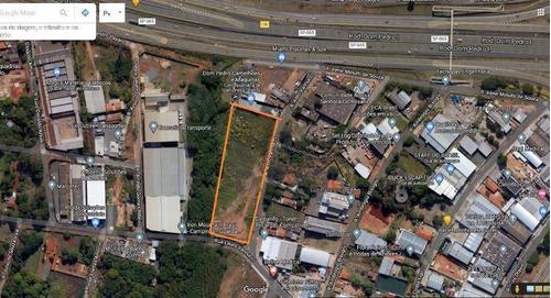 Imagem 1 de 4 de Área À Venda, 14.700 M² Por R$ 15.000.000 - Jardim Santa Cândida - Campinas/sp - Ar0371