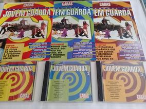 Rev Alm Jovem Guarda Caras- 6 Revistas E 6 Cds-frete Gratis