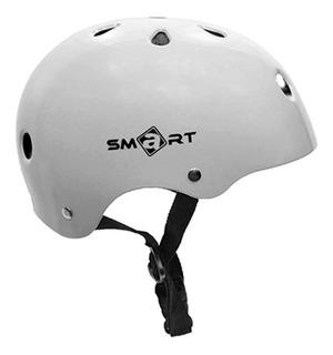 Casco Bicicleta Patines Rollers Skate Protecciones - Smart - Para Niños Y Adultos
