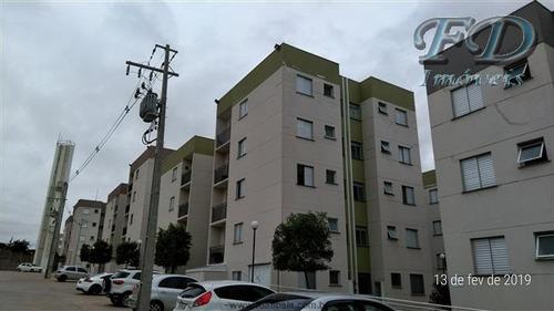 Apartamentos À Venda  Em Bragança Paulista/sp - Compre O Seu Apartamentos Aqui! - 1431358
