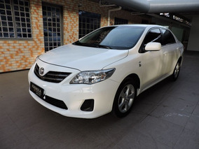 Toyota Corolla Gli 2014 Branco