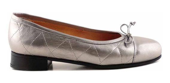 Chatita Cuero Mujer Briganti Zapato De Vestir - Mccha2907