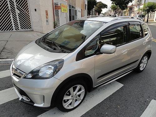 Honda Fit 1.5 Twist Automatico 2014 - F7 Veículos