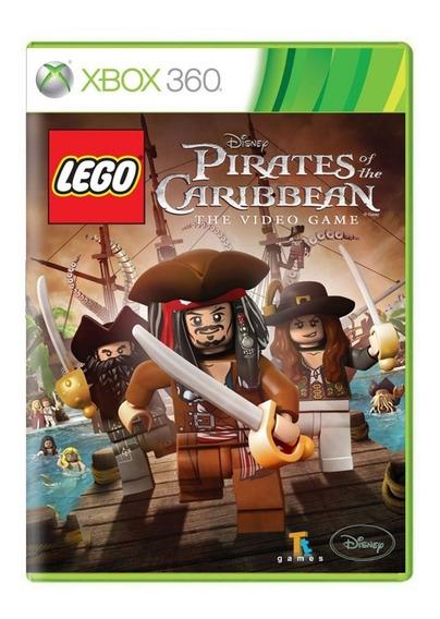 Lego Piratas Do Caribe - Xbox 360 - Usado - Original
