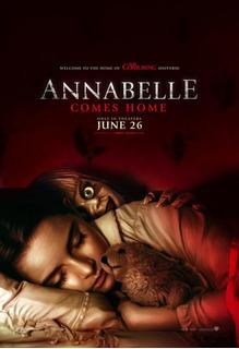 Pelicula Annabelle 3 Vuelve A Casa Full Hd 1080p Combo 3x1