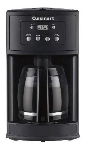 Dcc-500 Cafetera, Osfa, Negro.
