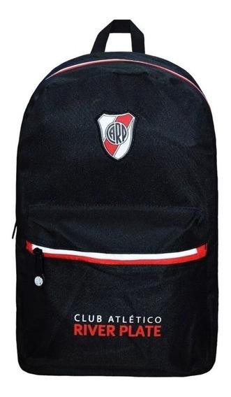 Mochila River Plate Original Licencia 17 Importada Cuotas