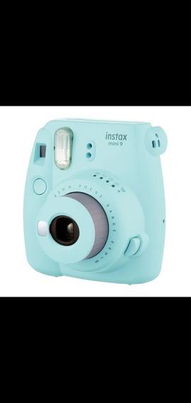 Instax Mini 9 (com Filme Na Câmera)