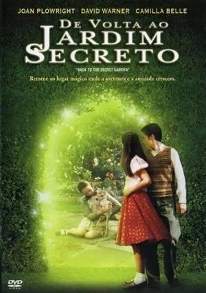 Dvd De Volta Ao Jardim Secreto Original Warner