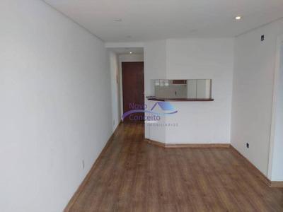 Apartamento Com 2 Dormitórios Para Alugar, 49 M² Por R$ 940,00/mês - Jardim Aricanduva - São Paulo/sp - Ap0141