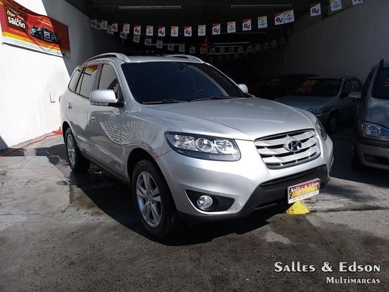 Hyundai Santa Fe 3.5 7 Lugares 4wd Aut. 5p 2010/2011