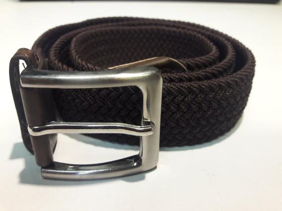 Cinturon Elastico Trenzado Uinitalla Unisex