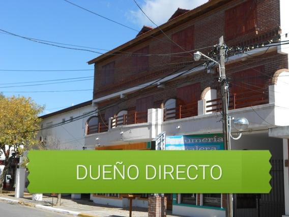 Alquiler La Lucila Del Mar- Triplex 4amb. Zona Centro