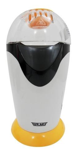 Imagen 1 de 3 de Máquina de palomitas Turmix Pingüi TU81 aire caliente blanca 1200W 127V