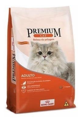 Ração Royal Canin Premium Cat Beleza Pelagem 10,1 Kg