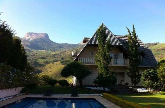 Chácara Com 4 Dorms, Paiol Grande, São Bento Do Sapucaí - R$ 1.425.000,00, 600m² - Codigo: 1287 - V1287