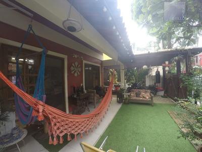 Casa Com 3 Quartos À Venda, 108 M² Por R$ 870.000,00 - Vargem Pequena - Rio De Janeiro/rj - Ca0036