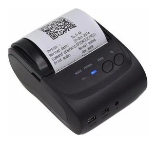 Impresora Termica De Ticket Portatil Bluetooth