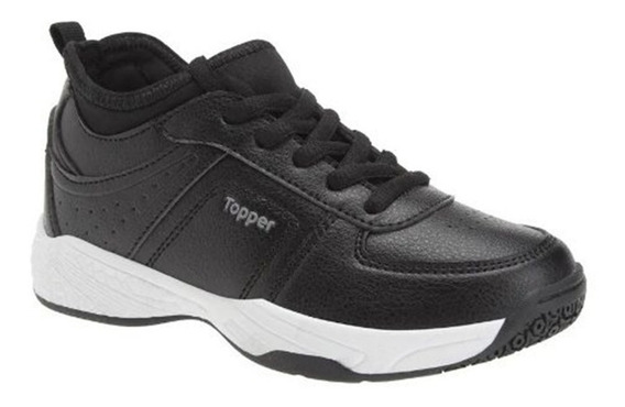Zapatillas Topper Atlas Kids Escolar Niño/a 28 Al 34 Nesport