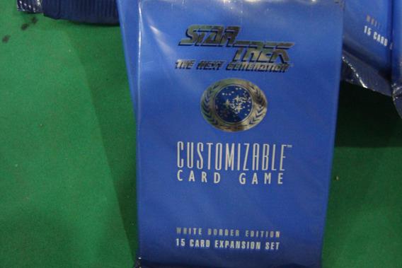 Card Games Rpg Booster Star Trek The Next Generation