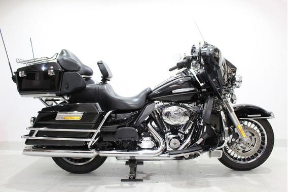 Harley Davidson Electra Glide Ultra Limited 2013 Preto