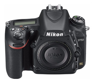 Cámara Profesional Nikon D750 Fx Full Frame