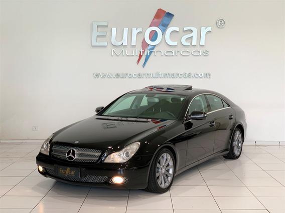 Mercedes-benz Cls 350 3.5 Avantgarde V6 Gasolina 4p