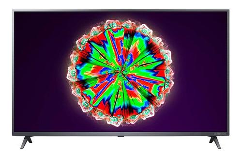 """Smart TV LG AI ThinQ 50NANO79SND LCD 4K 50"""" 100V/240V"""
