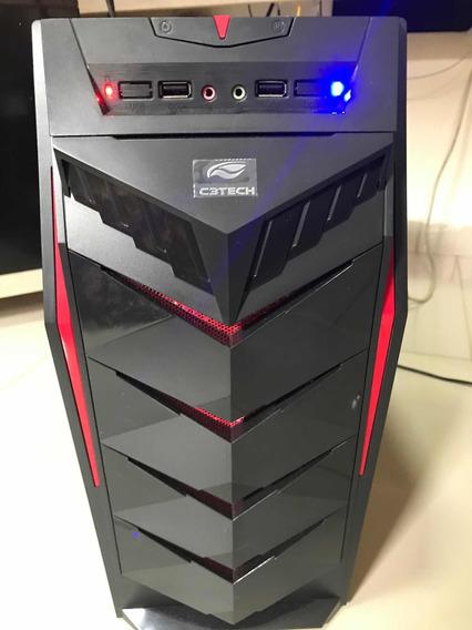 Pc Gamer Semi Novo (amd A8 5600 + Geforce Gtx 650ti)