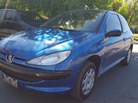 Peugeot 206 1.6 Xr Premium 2004